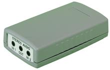 AXA-HME21 2 INPUT x 1 OUTPUT ANALOGUE PRE-AMP