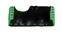 AXA-TIOM 1 x 5-12VDC INPUT 1 x VOLT FREE RELAY OUTPUT MODULE